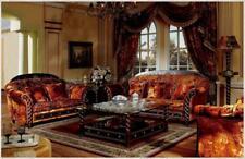 Stile Antico Barocco Rococo Divano 2 Posti (senza 3+1) Nobile Lusso Couche