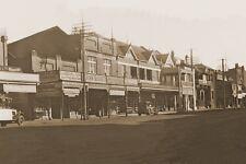 nsw LISMORE Town Centre 1933 modern Digital Photo Postcard