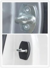 Door Lock Cover Protective Kit ABS fit  For Land Cruiser LC200 Prado FJ150