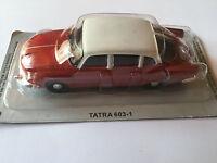 """DIE CAST """" TATRA 603-1 """" AUTO DELL' EST SCALA 1/43"""