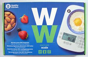 Weight Watchers Kitchen Scale Küchenwaage mit SmartPoints®-Angaben *2021*