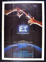 Werbeplakat Et L'Außerirdische Extra Terr Spielberg Weit Verstreut Thomas M273