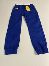 Levis X Crayola Boys Blue Joggers New With Tags Size 7