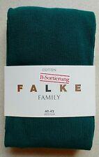Falke Family Cotton Tights Ginigreen Size Medium BNIP