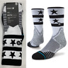 Stance Basketball Strike Pro Socks Feel360 Hoop Dreams Crew Socks MEDIUM 6-8.5