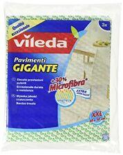 Vileda nbspExtra Large Floor Cloth, Pack of 3