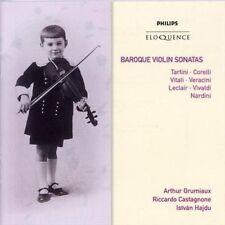 Arthur Grumiaux - Baroque Violin Sonatas Cd2 Australian