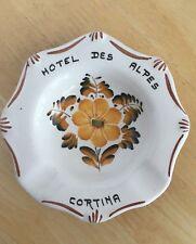 Hotel Des Alpes Cortina - Ashtray