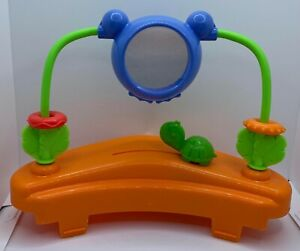 Fisher-Price Rainforest Friends Jumperoo Mirror Toy ~ Replacement Part