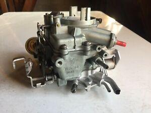Vintage Holley Carburetor Rebuilt Fits Dipmomat  Lebaron  Aspen Fury L6 225 1BBL