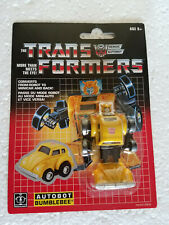 Transformers G1 Reissue Walmart Exclusive Bumblebee - Read Auction