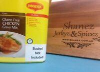 Chicken Salt & Maggi Chicken Gravy Combo 100g ea. Shanez~Fish and Chip Shop