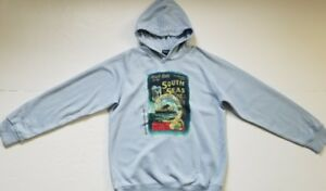 NWT  POLO RALPH LAUREN BOYS  HOODIE SWEATSHIRTS BLUE /L(16/18) XL(20) #29 69