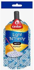 New listing O'Cedar Light & Thirsty Wet Mop Refill: Case of 5