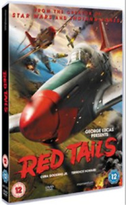 Terrence Howard, Nate Parker-Red Tails DVD NEW