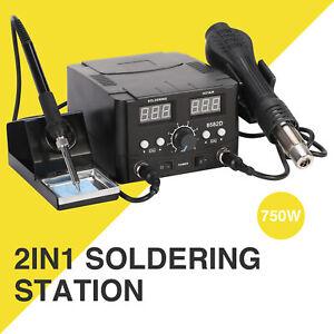 Fer à souder Station Station de Souder Électrique Air Chaud Station de Soudage