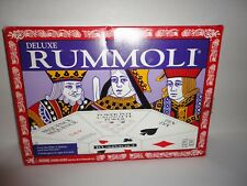 DELUXE RUMMOLI  CANADA GAMES 60230 Gently Played
