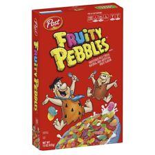 Post Fruity Pebbles sans gluten des céréales pour petit déjeuner, 11 Oz (environ...