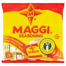 MAGGI Nigeriana condimento cubetti cubi 400G (100)