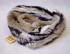 BNWT FRR Canada Mink basso di lenza-taglia unica (R160)