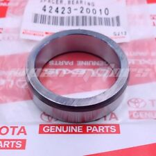 Genuine Toyota Tacoma Tundra + Rear Axle Bearing Inner Retainer Rh/Lh 4242320010