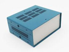 Full Aluminum 2U 87 x 178 x 203 mm. Electronic Enclosure Project Box Case DIY