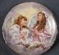 Sharing Dreams Collector Plate Sandra Kuck 3rd Everlasting Friends 84-R60-52.3