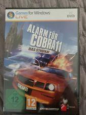 Alarm für Cobra 11: Das Syndikat (Crash Time 4) PC Game NEW Ships from USA