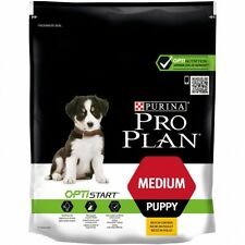 Food For Dogs Puppies Purina Pro Plan Medium Optistar With Chicken