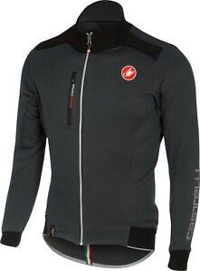 Castelli Potenza Men's Cycling Jersey Black Large - Breakthrough Jersey