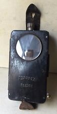 Antique Collectible WWII Authentic German Military Flashlight Pertrix No. 879 L