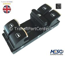 Ventana de cromo Switch Panel De Control Levantador Enrollador Vw Golf 2008 En Adelante