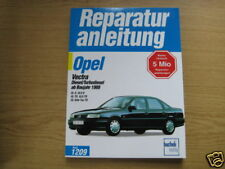 Reparaturanleitung Opel Vectra A Diesel + Turbodiesel, Baujahre 1988 - 1995