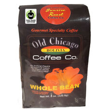 Fair Trade Certified Bolivian Sunrise Roasted Coffee Beans by Old Chicago