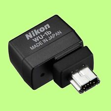 Genuine Nikon WU-1b Wireless Mobile Adapter Wi-Fi Connector Made in Japan