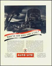 1941 Vintage Ad for AUTO-LITE    (031212)