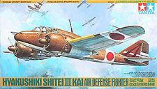 Tamiya 61056 HYAKUSHIKI SHITEI III KAI AIR DEFENSE FIGHTER 1/48 scale kit