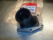 OEM Honda TRX250R ATC250R Intake Carburetor Carb Joint Boot Insulator *SEE FIT**