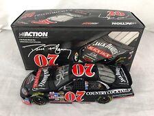 2005 Action Autograph Dave Blaney #07 Jack Daniel's 1/24 Scale NASCAR Diecast