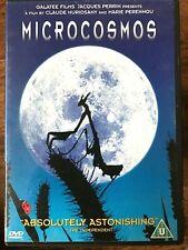 Microcosmos DVD 1996 Francés Insect Naturaleza Fauna Documental Película de Cine