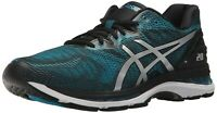 Asics Mens Gel-Nimbus 20 Running Shoes Island Blue/White/Black T800N.002 Sz 14