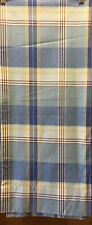 Country Curtains Textured Plaid Rod Pocket Curtain Panels (Pair) USA