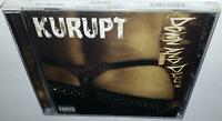 KURUPT DOWN & DIRTY (2010) BRAND NEW SEALED DEATH ROW RECORDS CD