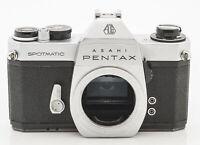 Asahi Pentax SP II SPII SP2  Spotmatic Gehäuse Body Spiegelreflexkamera