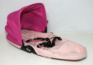 Quinny Zapp Flex Stylischer Sitzeinhang, pink/rosa