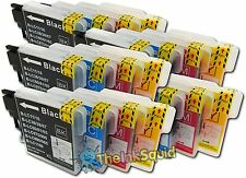 20 Compatible LC985 (LC39) Ink Cartridges for Brother MFC-J220 Printer