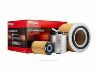 Ryco 4x4 Filter Service Kit RSK30 fits Nissan Patrol 3.0 Dti (GU)