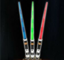 Star Wars LED lightsaber Scalable Cosplay Darth Vader action figure toys doll