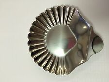 Stainless Steel Seafood shell plate - BRAND NEW!