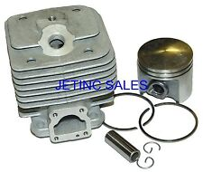 Cylinder & Piston Kit Nikasil Fits Stihl Ts 360 49mm